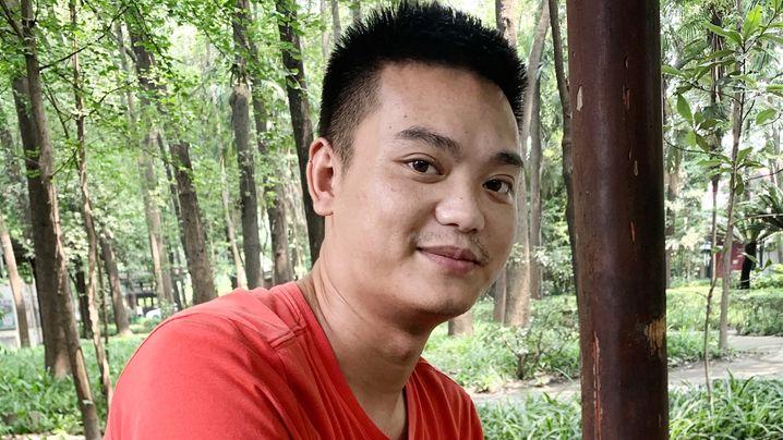 Wanderarbeiter Zhao
