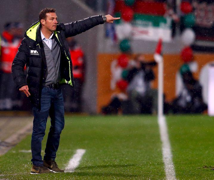 Trainer Weinzierl: Lob vom Kollegen Klopp