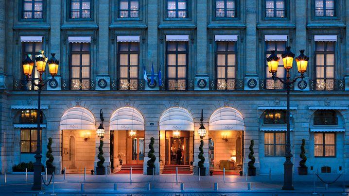 Wo Gott in Frankreich wohnen würde: Stars, Luxus, Ritz