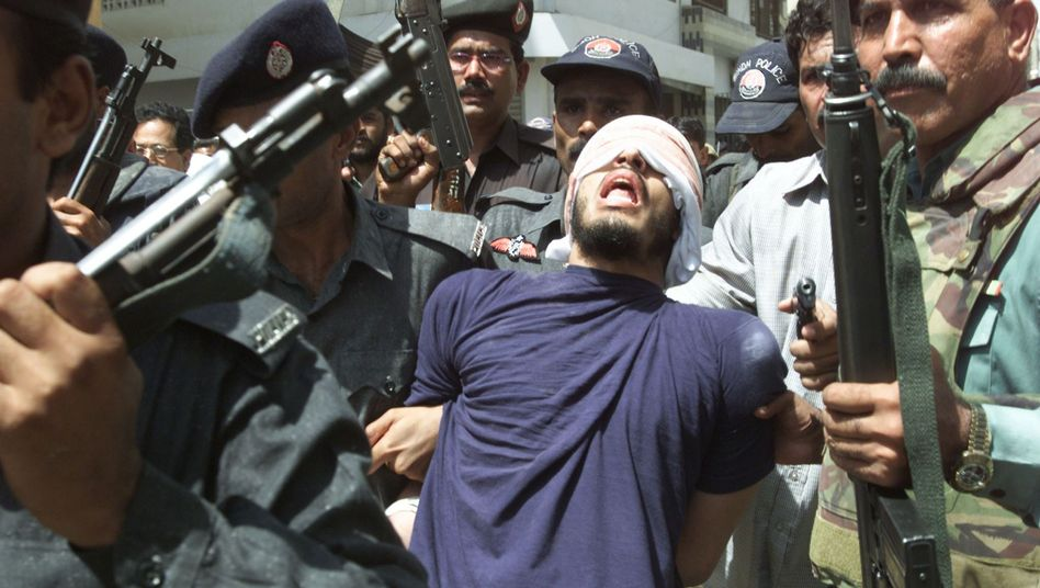 Ramzi Binalshibh was arrested in Pakistan in 2002 and will now face trial in New York.