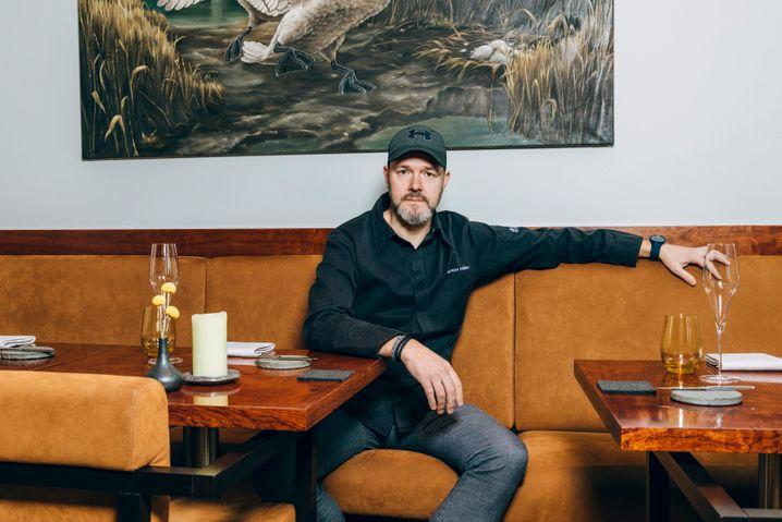 Marco Müller im Berliner Restaurant Rutz: »Meine Saison fängt jetzt an«