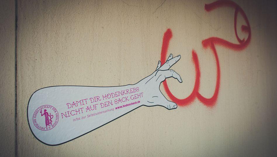 Kampagne der Deutschen Gesellschaft für Urologie