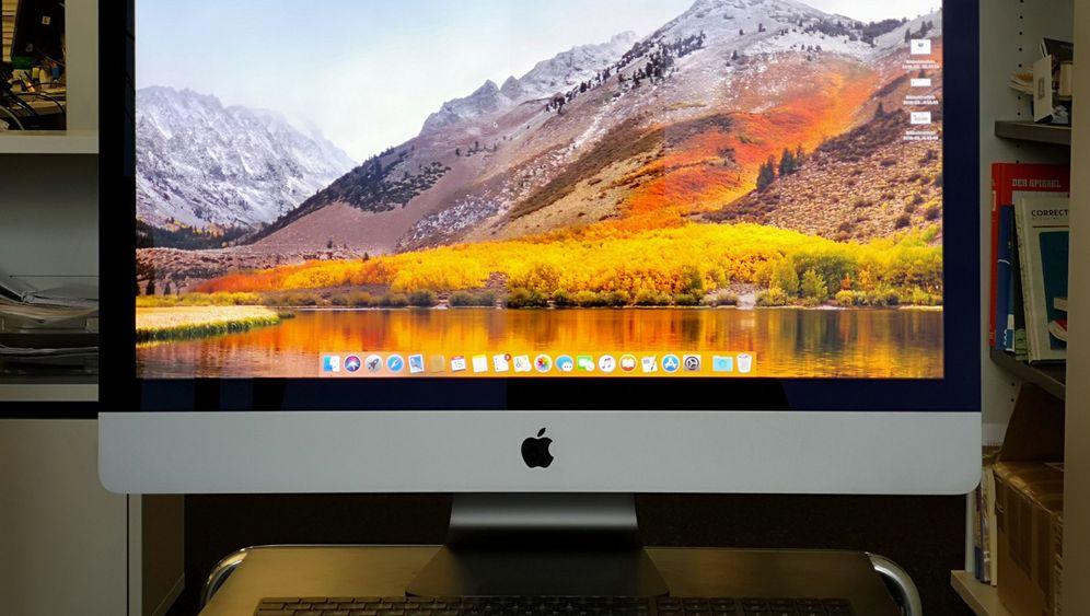 Apples Profi-Computer: Der iMac Pro im Test
