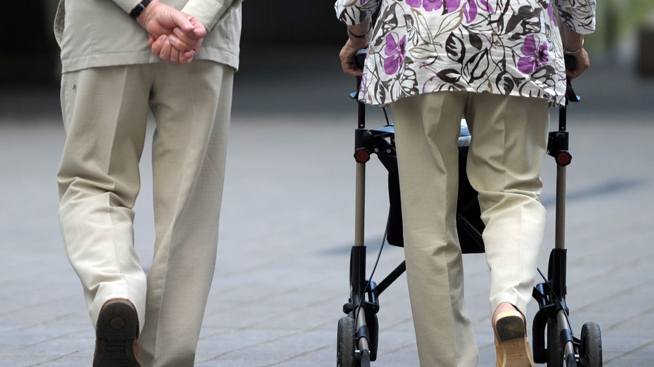 Deutsche Rentner: Zustimmung zur Rente mit 63