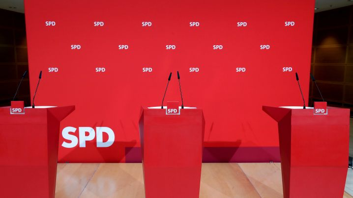 Ex-SPD-Chefs Brandt, Engholm, Scharping & Co: Wer waren Nahles' Vorgänger?