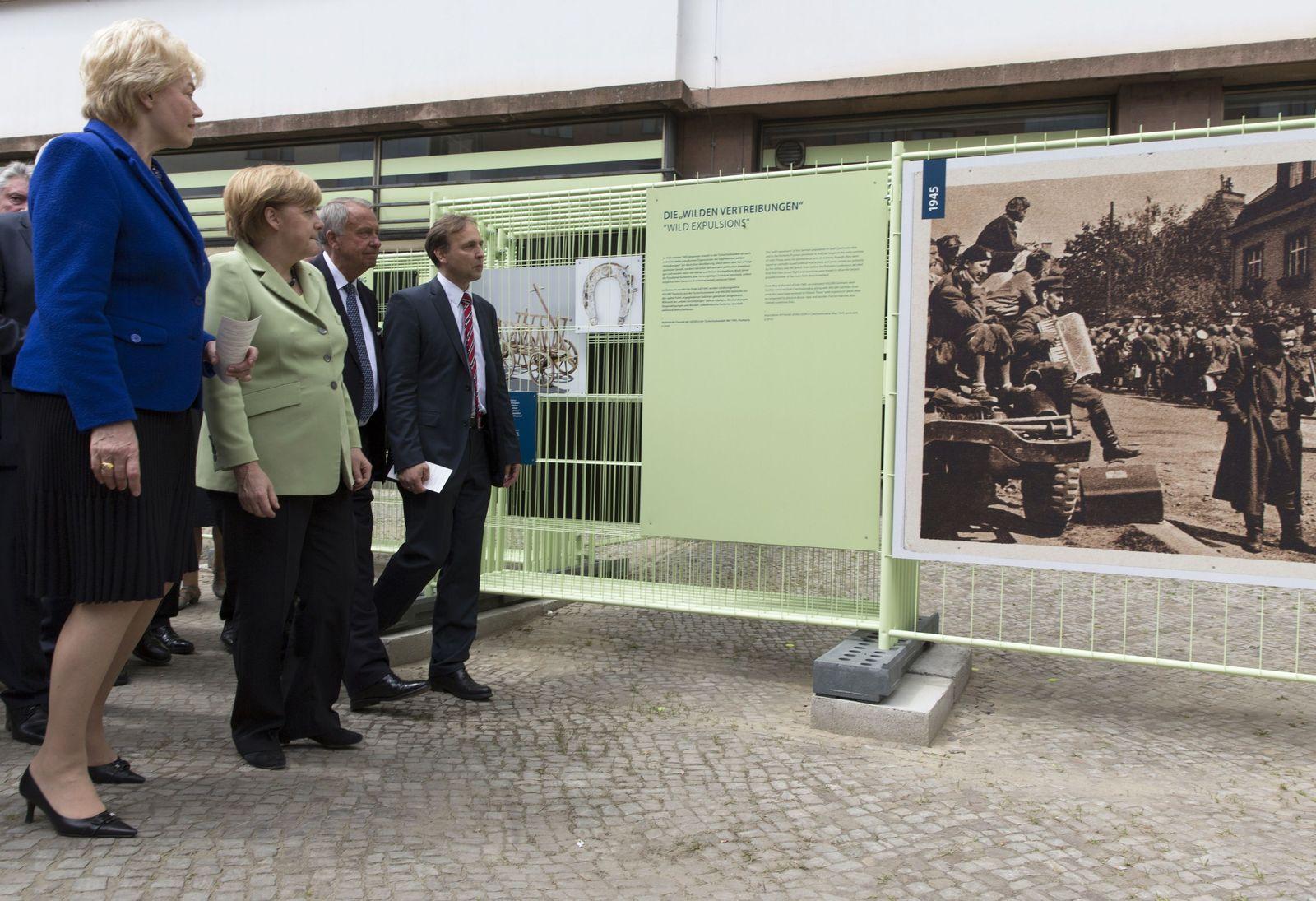 Stiftung Flucht, Vertreibung, Versöhnung