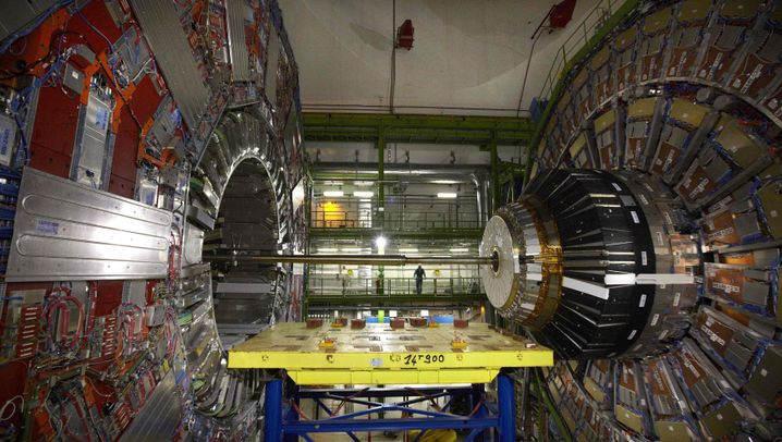 LHC aufgerüstet: 13 statt 8 Teraelektronenvolt