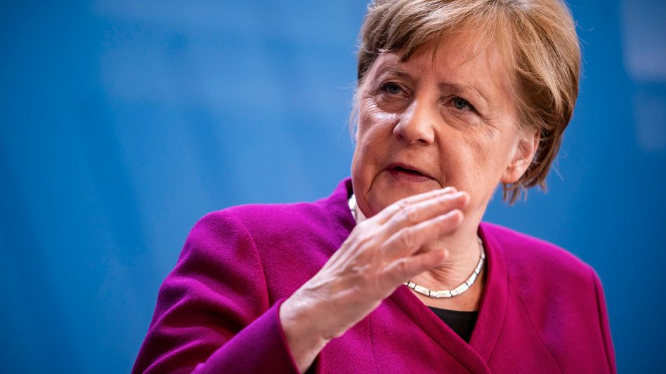 Bundeskanzlerin Merkel: Corona bestimmt auch die EU-Agenda