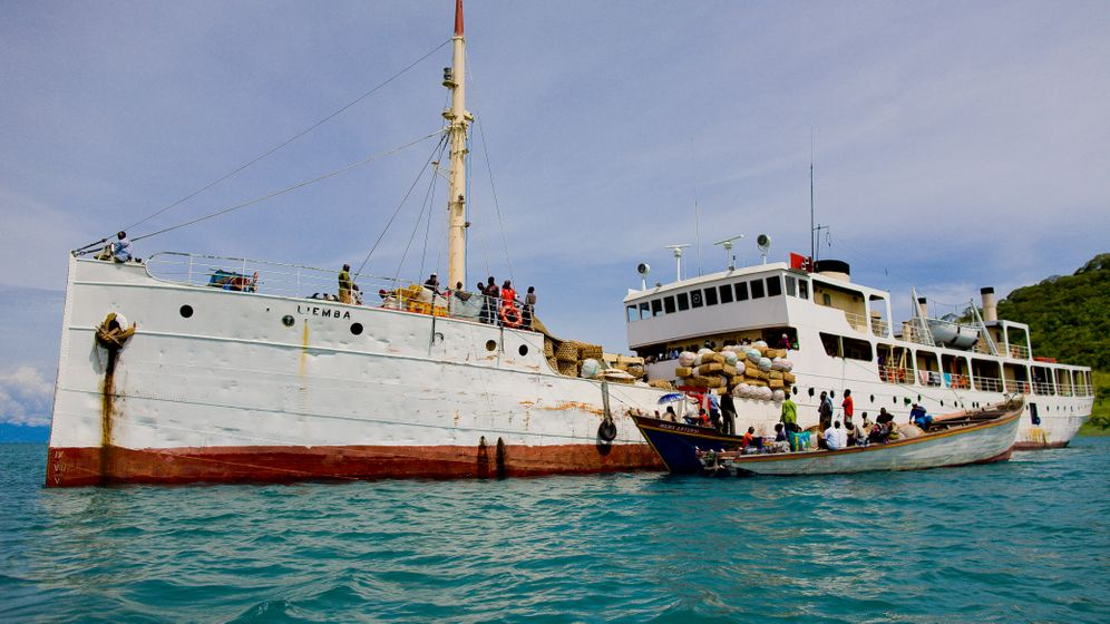 Kolonialgeschichte: Das Kanonenboot, das über die Berge kam