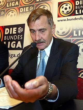 """Liga-Boss Werner Hackmann: """"Ich bin ganz locker"""""""