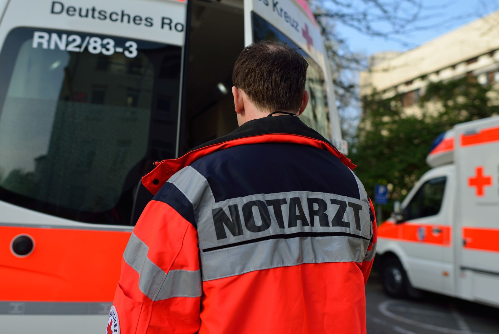 Notarzt / Einsatz