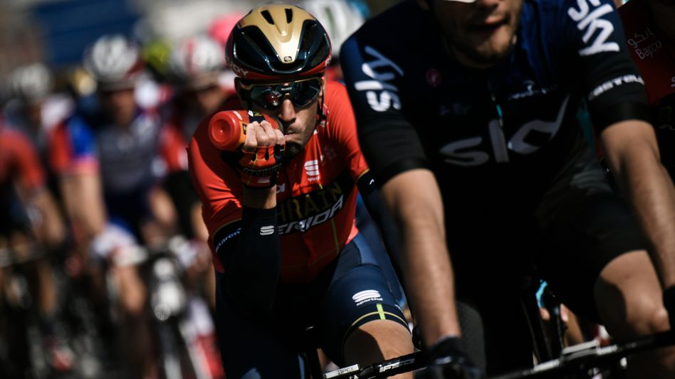Mit Instinkt zum richtigen Moment für die Attacke: Vincenzo Nibali