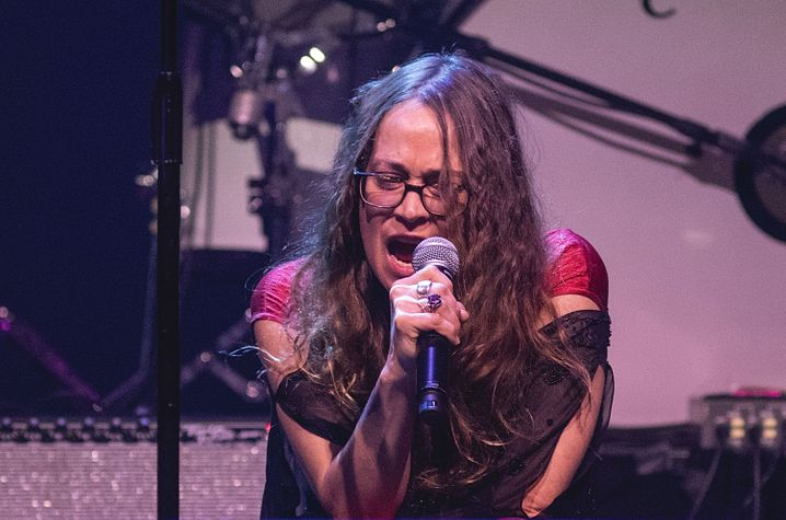 Sängerin Apple (2018 in Austin, Texas): Neue musikalische Offenheit