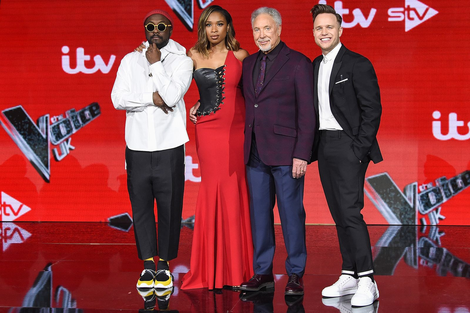 The Voice UK Final 2019 - Photocall