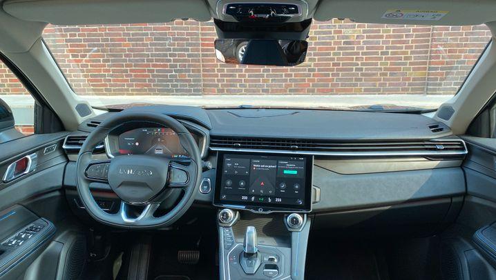 Lync&Co. 01: Das etwas andere SUV