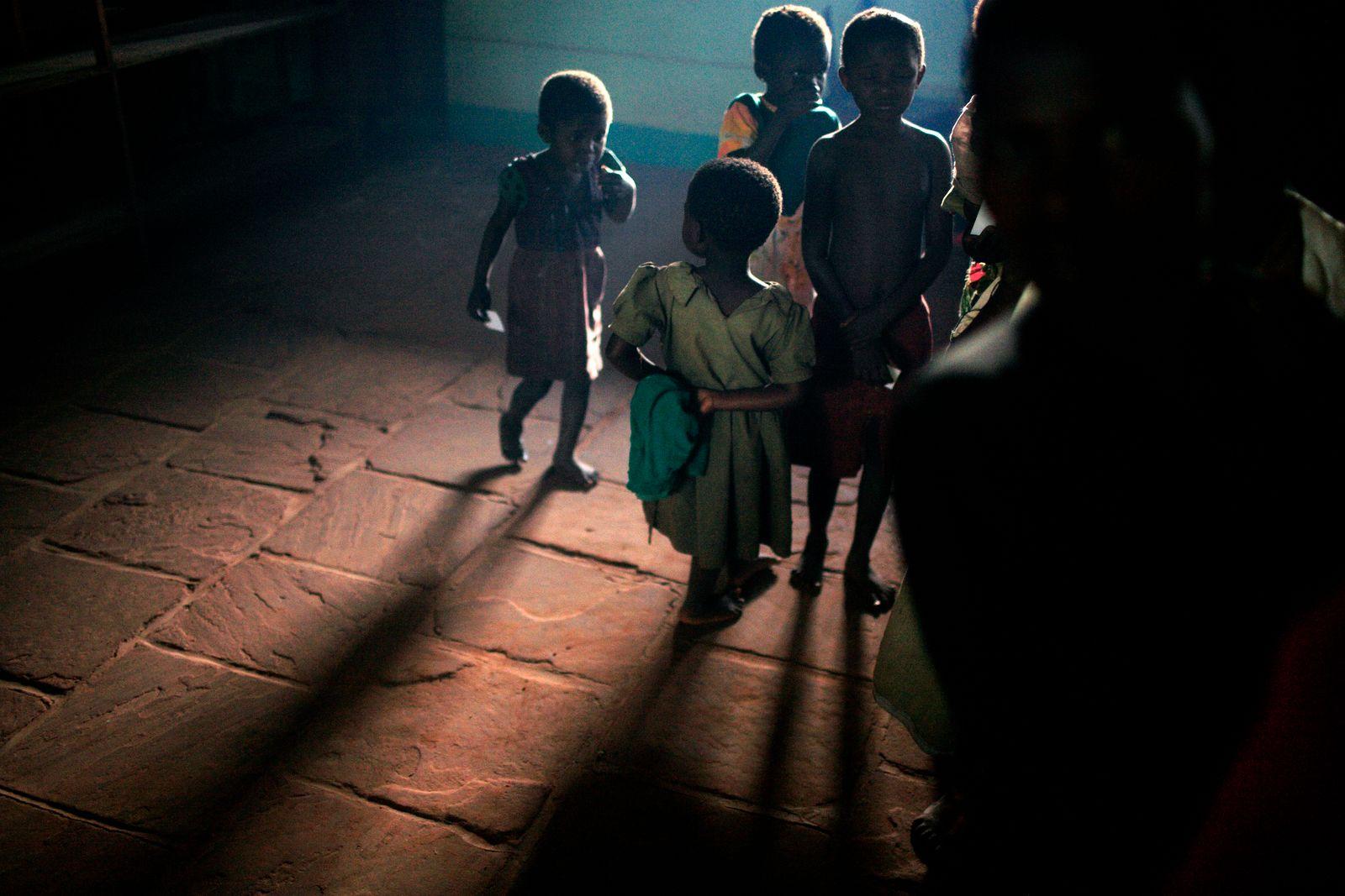 Congo Refugees Crisis