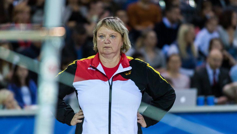 Frauen-Trainerin Gabriele Frehse: Alles für den maximalen Erfolg