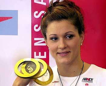 Medaillen-Gewinnerin Stockbauer: Siege noch gar nicht realisiert
