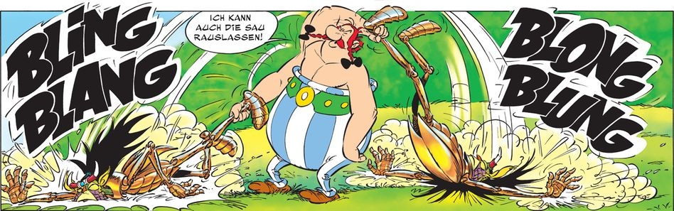 Obelix: Verursacher vieler Schädel-Hirn-Traumata