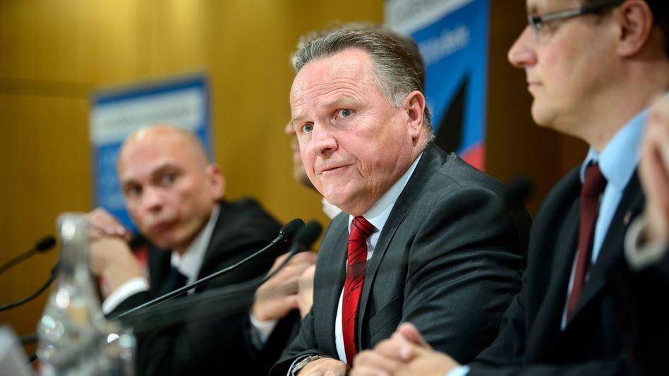 Georg Pazderski, AfD-Bundesvorstand