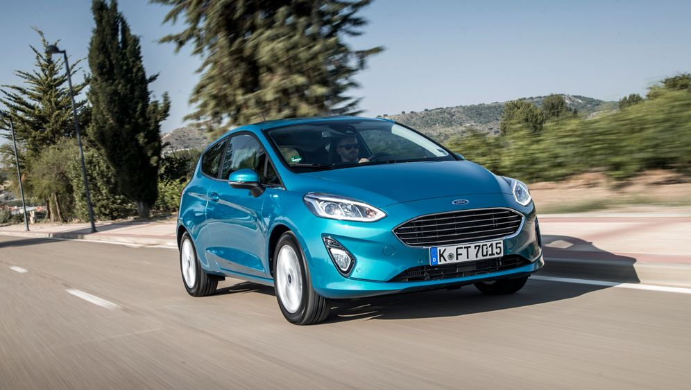 Autogramm Ford Fiesta: Smart von Ford