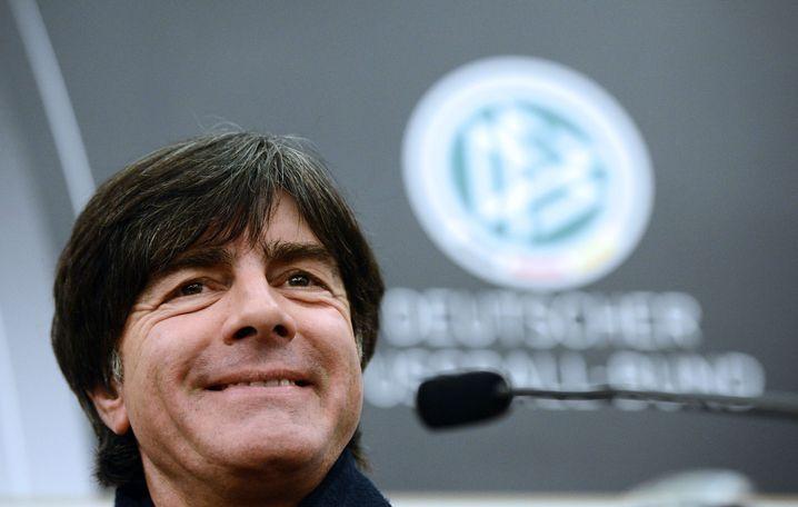 Bundestrainer Löw: Jede Menge Verletzungsprobleme vor dem Testspiel