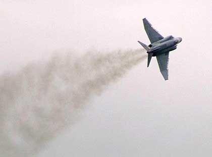 Phantom F-4-Abfangjäger: Alarm im Führungszentrum der Luftwaffe in Kalkar