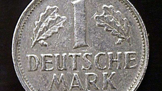 The cherisched deutsche mark.