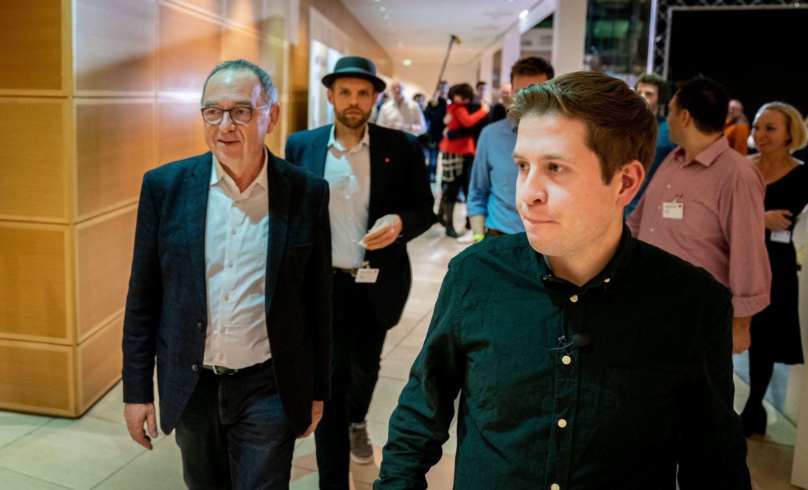Walter Borjans / Kevin Kühnert