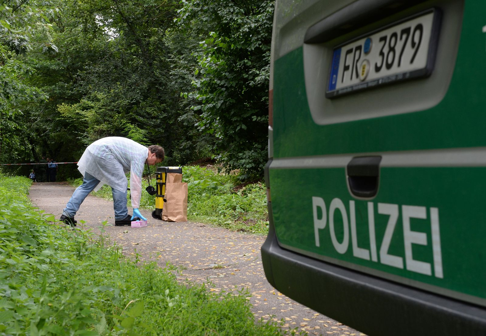 Toter Junge in Freiburg