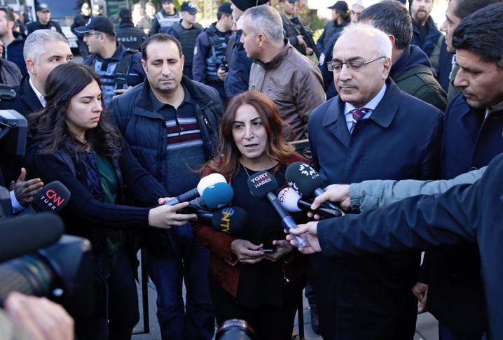 Kurden-Politikerin Aysel Tugluk (Archivbild)
