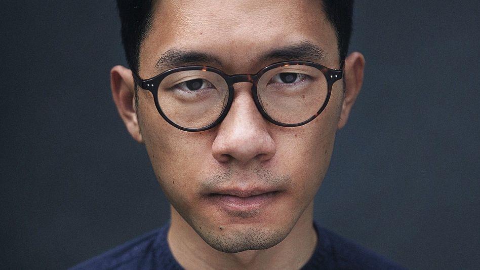 Hong Kong activist Nathan Law