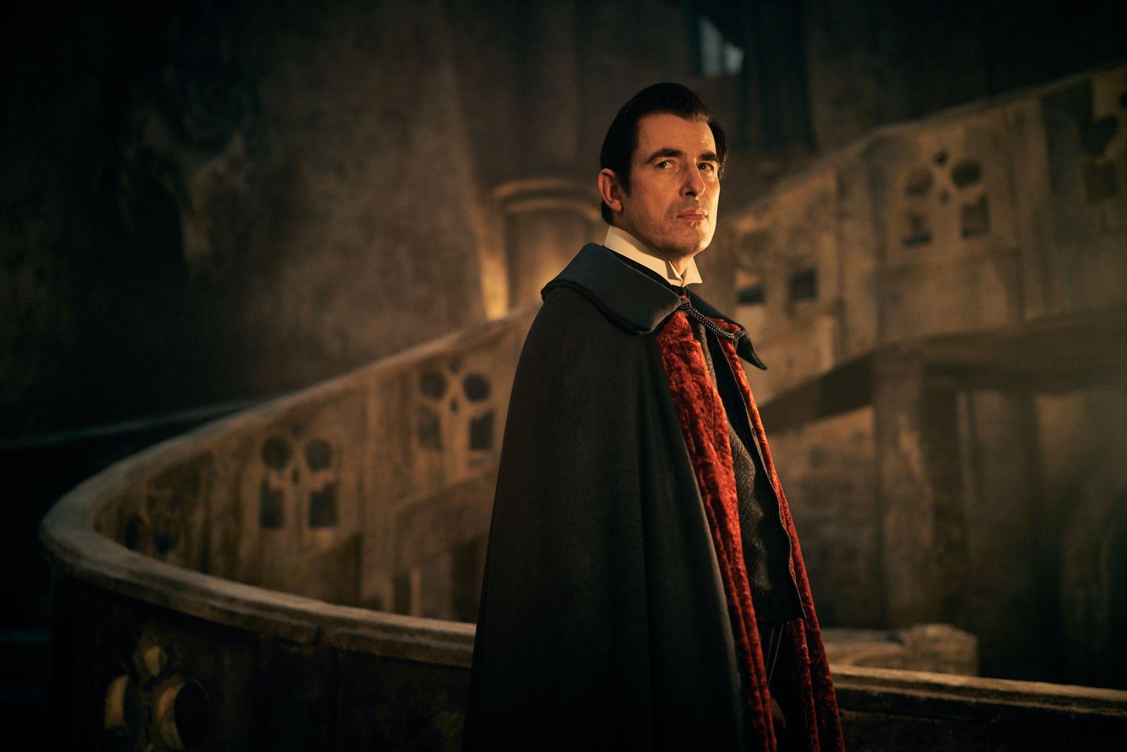 Serien/ Dracula