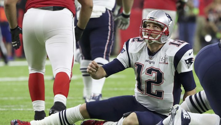 Super Bowl: Historischer Sieg der Patriots