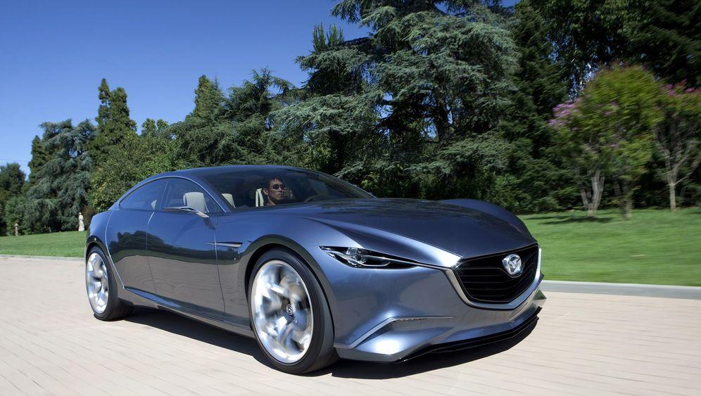 Mazda-Studie Shinari: Neustart in der Formgebung