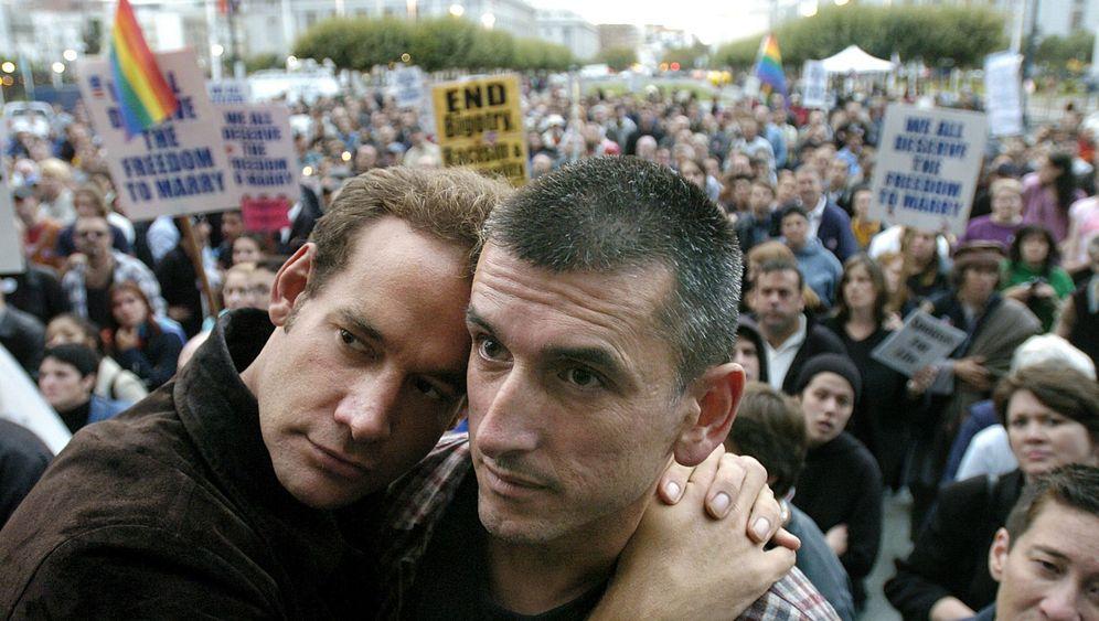 Homosexuelle in den USA: Die Liberalisierung und ihre Gegner