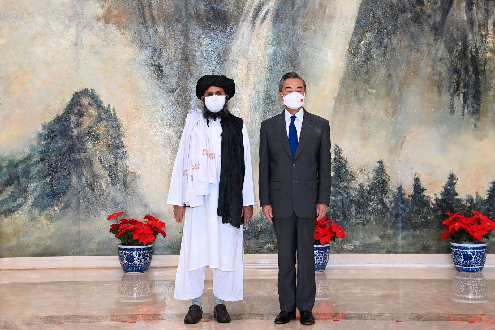 China Afghanistan