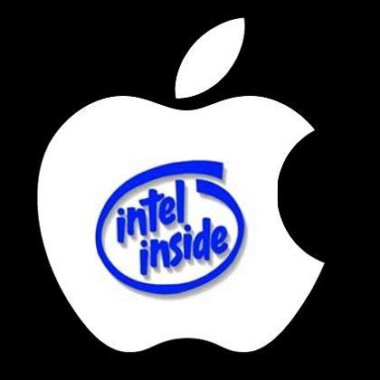 Intel inside Mac: Weniger Hitze