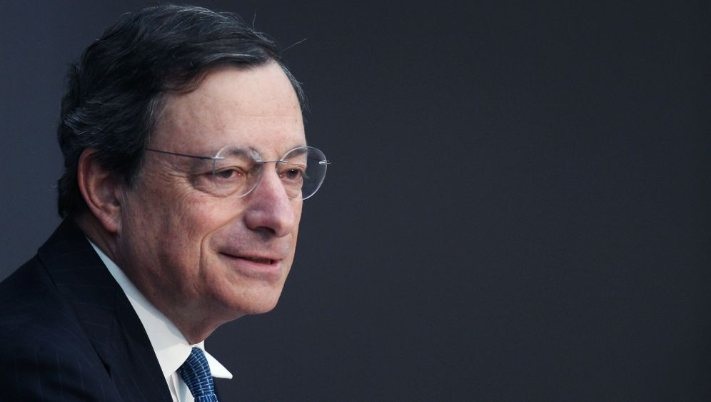 Photo Gallery: Draghi Disappoints the Markets
