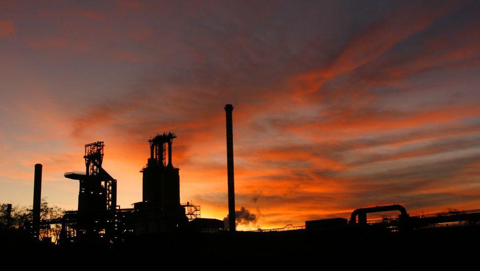 ThyssenKrupp: Das Ende von Glut, Schweiß und Stahl