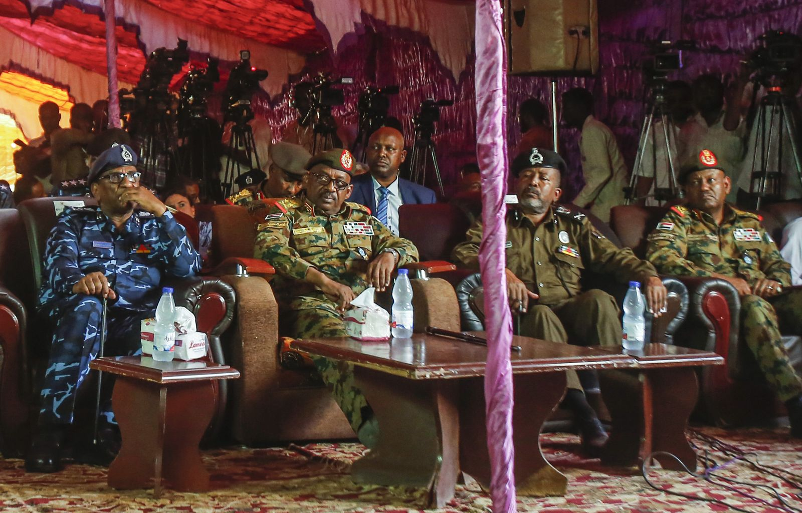 SUDAN-UNREST-DARFUR-PRISON-RELEASE