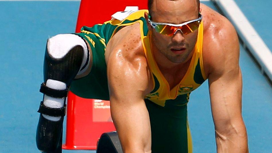 400-Meter-Läufer Pistorius: Für die Olympischen Sommerspiele nominiert