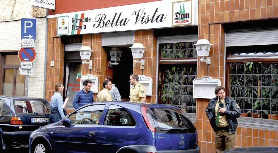 Tatort Köln-Deutz 2006: Regelnder Mafia ins Ruhrgebiet importiert
