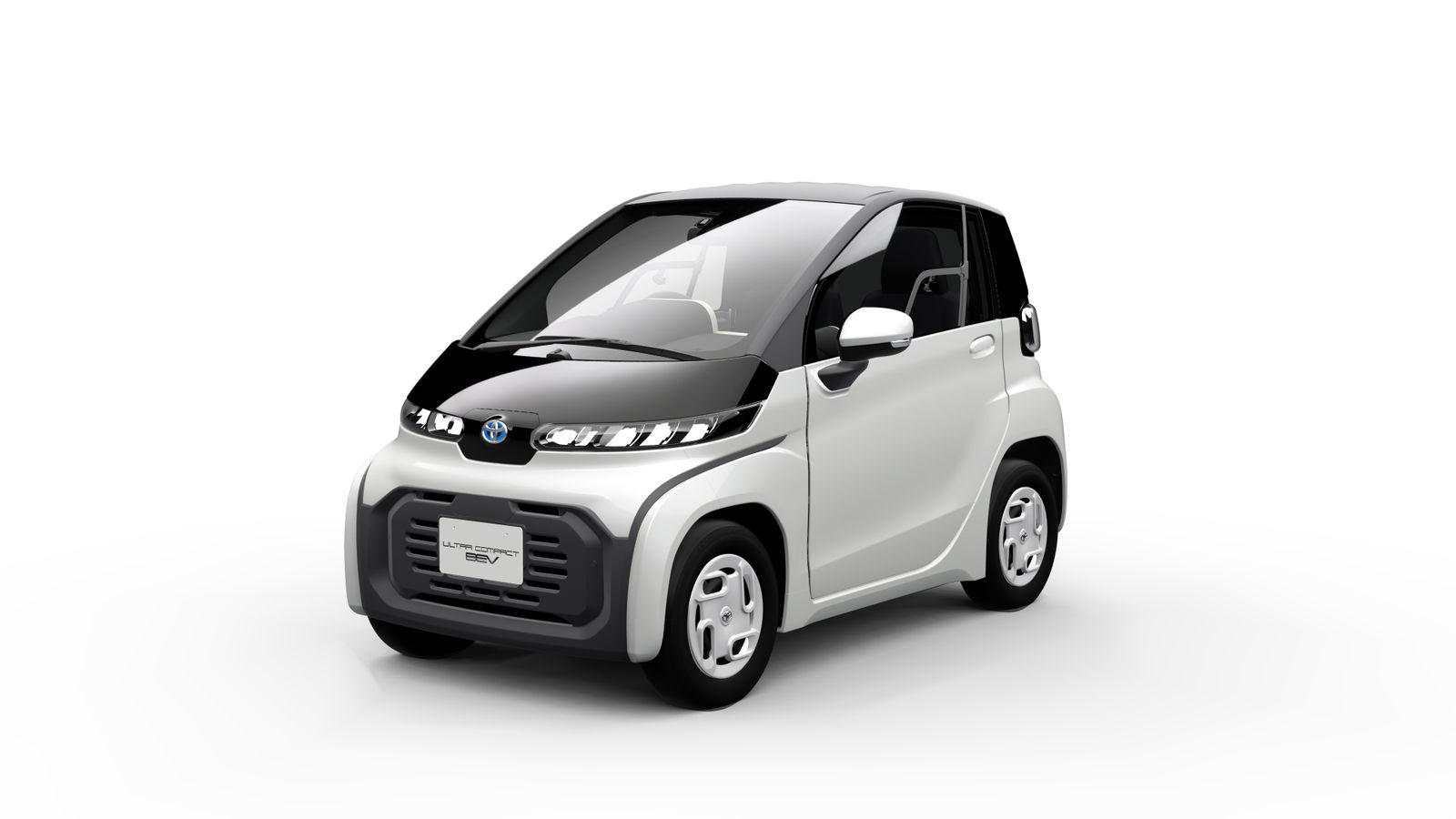 Toyota E-Zweisitzer