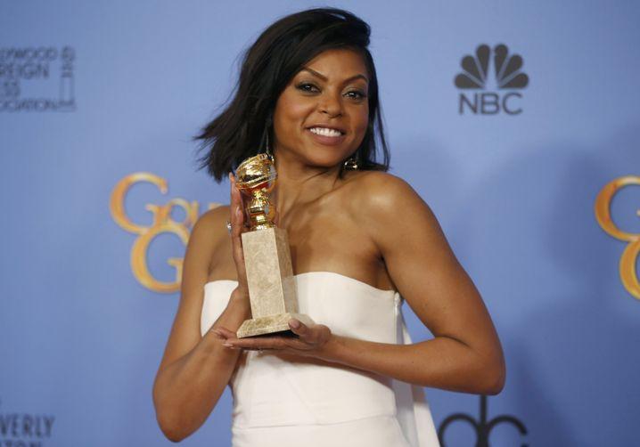 "Golden Globe Gewinnerin 2016: Taraji P. Henson für ""Empire"""