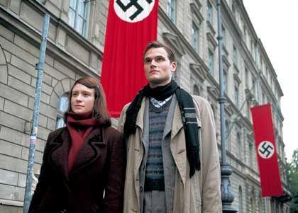 """""""Sophie Scholl"""": deutscher Beitrag zur Oscar-Verleihung im März 2006"""
