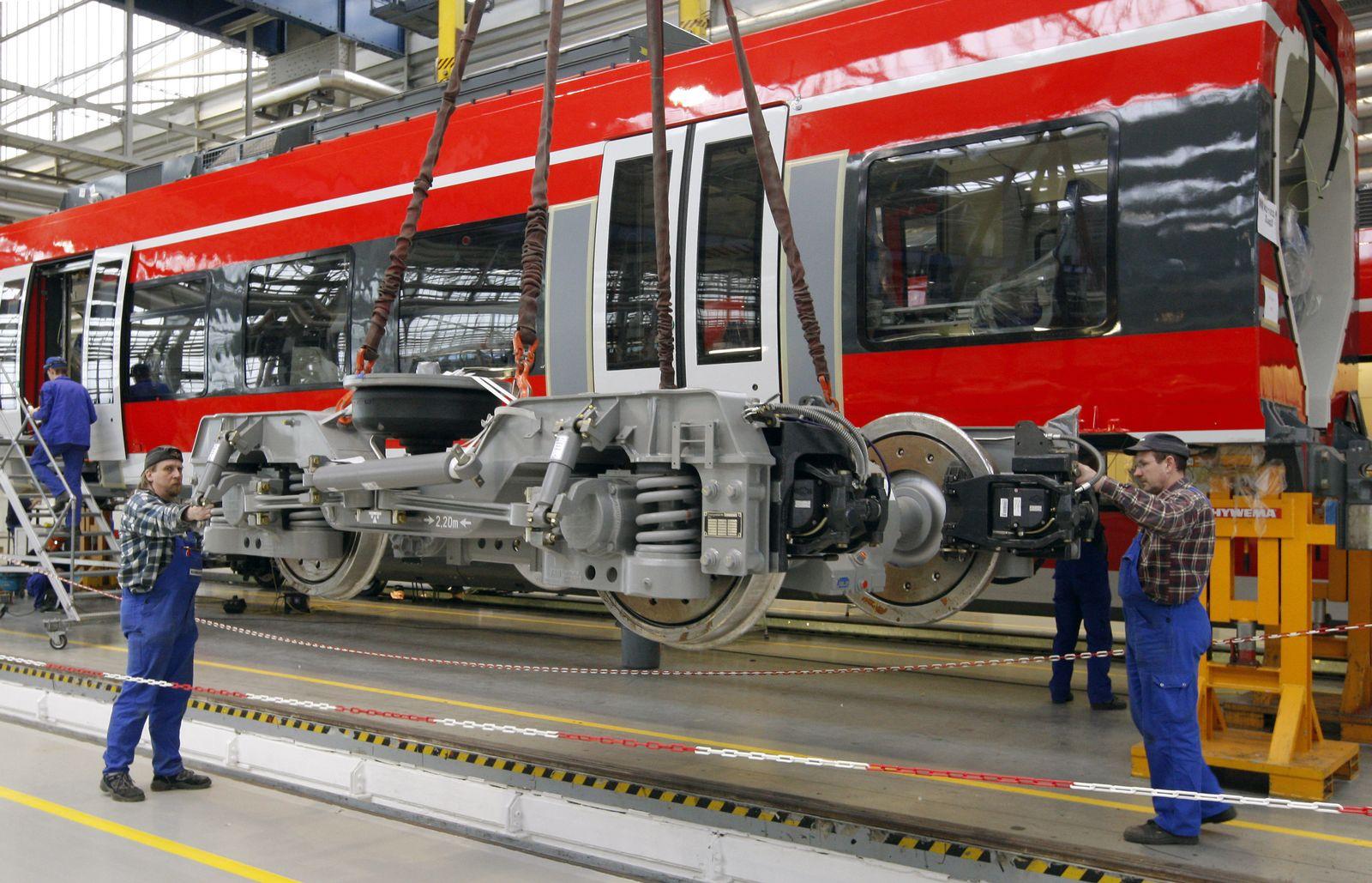 Deutsche Bahn / Bombardier