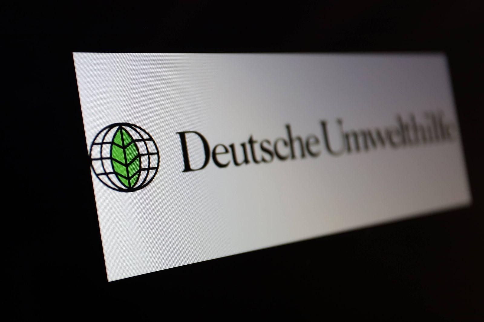 EINMALIGE VERWENDUNG DUH/ Deutsche Umwelthilfe
