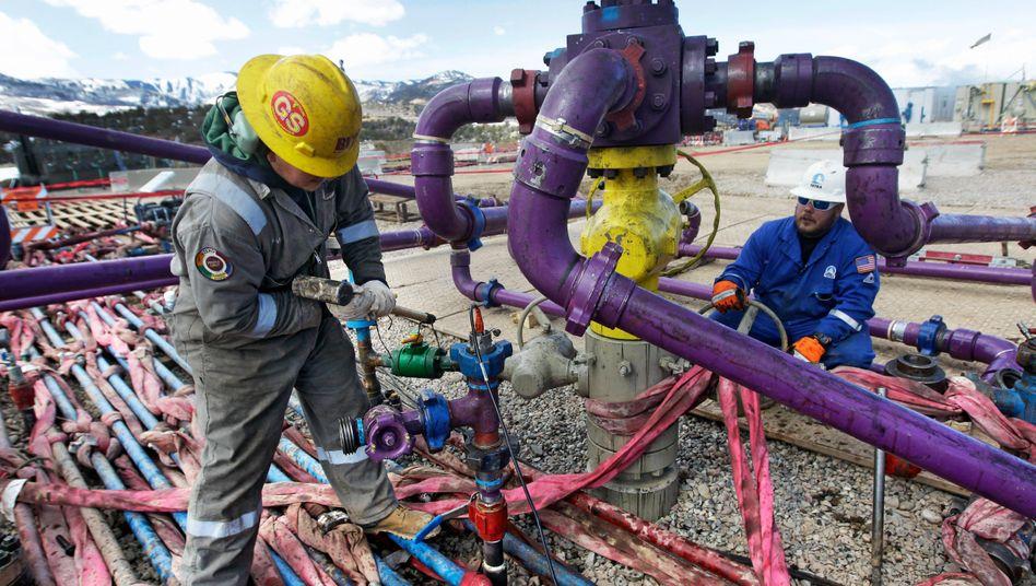 Fracking im US-Bundesstaat Colorado: Wachstum, Wachstum, Wachstum