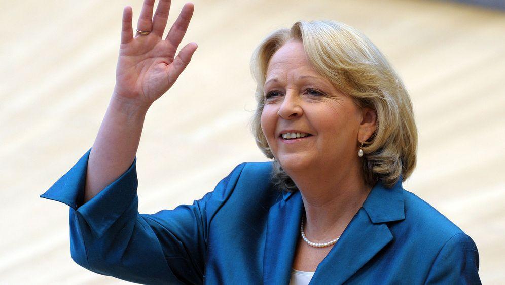 SPD-Frau Kraft: Die Anti-Merkel